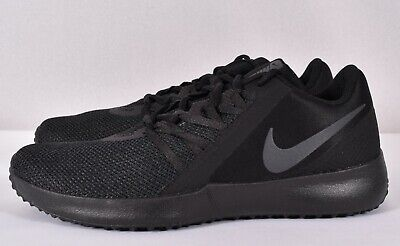f4366d26ef0b NIKE MEN'S VARSITY Compete Trainer Shoe Black/Anthracite (AA7064 002)