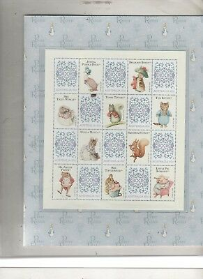 Australian Stamps Mint 2012 Peter Rabbit Beatrix Potter 60c Classic Collection S