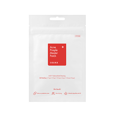 COSRX Acne Pimple Master Patch 24pcs Cruelty Free and Vegan