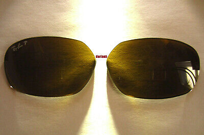 6ce2edf4f5 RAY BAN NEW RB3543 Authentic Replacement Lenses Polarized