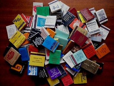 Vintage Match boxes / Match books - Various Hotel /Restaurant Over 100