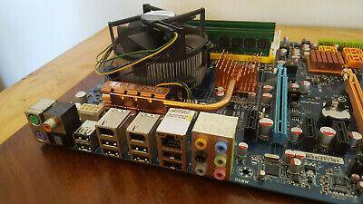 GA-EP35-DS3P Motherboard with a Core2Quad Q6600 Socket 775