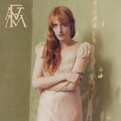 NEW! FLORENCE + THE MACHINE - High As Hope Explicit Lyrics CD disc