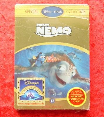 Findet Nemo Steelbook Collection Limitierte Auflage, Disney Pixar Special C. Neu