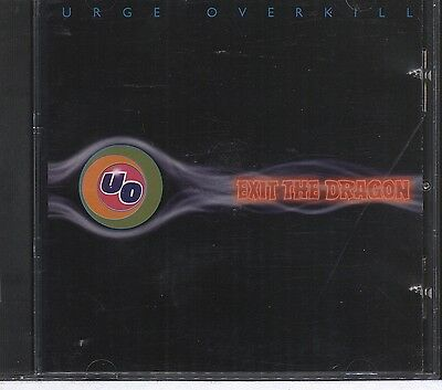 EXIT THE DRAGON URGE OVERKILL CD post free