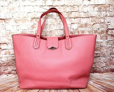 BORSA LIU JO Sei Unica A18057 It Bag Nocciola Beig Rosso Cherry Red ... 2aec23515b0