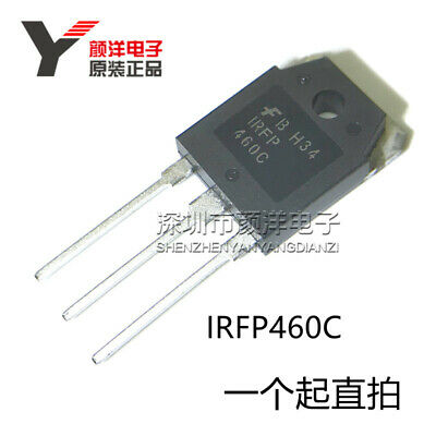 5X IRFP460C 460C 500V20A 500V N-Channel MOSFET TO-247