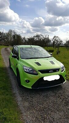 Ford Focus Mk2 Rs 2009