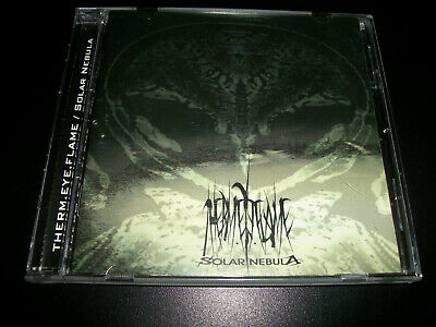 Therm.Eye.Flame – Solar Nebula - CD - 2003 - More Hate Productions