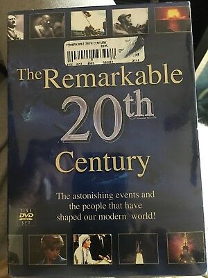 The Remarkable 20th Century (DVD, 2004, 5-Disc Set)