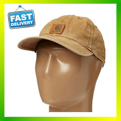 f36c7897 Carhartt Men's Odessa Cap Adjustable - Brown & Army Green Color - FREE  SHIPPING