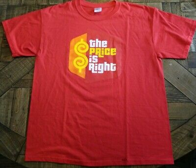 The Price Is Right Shirt, Come ON DOWN L t-shirt, Uni-sex Top, Women's Men's Gam