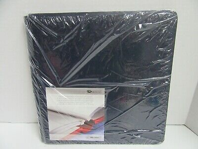 Creative Memories Album Only 12x12 Flex Hinge Navy Blue No Pages