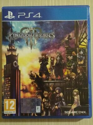 Kingdom Hearts 3 PS4 Come Nuovo