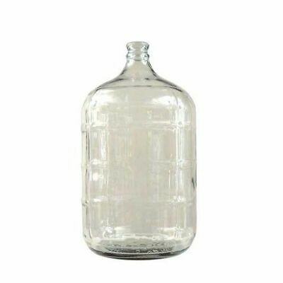 6 Gallon glass carboy- Homebrew Beer Wine Mead Cider Moonshine Kombucha