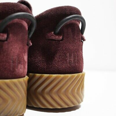 finest selection f0e17 b3fca Adidas aw skate Alexander Wang BY8909 size 12 Maroon