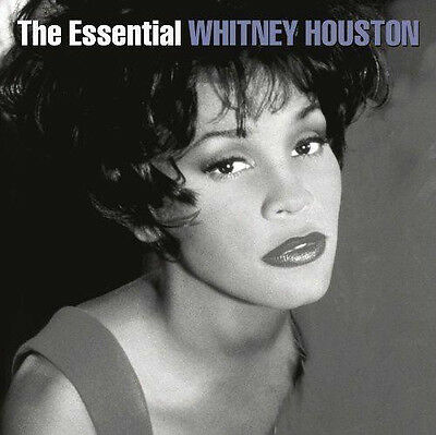 Whitney Houston (Essential - Greatest Hits 2Cd Set Sealed + Free Post)