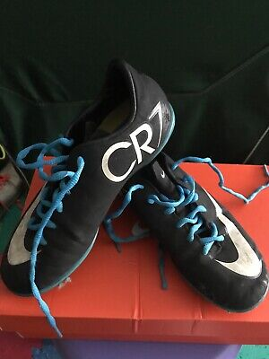 619b4078deef PreOwned - Nike Mercurial Victory V CR7 Indoor Soccer Shoes - Size US Youth  4.5