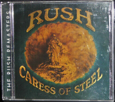 Rush Caress Of Steel Full Cd From 1975  ( The Rush Remasters ) Anthem