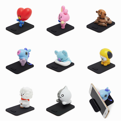 BTS / BT21 Figure Mobile Phone Holder / Cradle / Official KPOP MD / Authentic