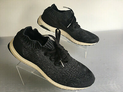 new arrival d47db 6ef55 ADIDAS ULTRA BOOST Uncaged Black Grey Three Men's Size 13 BY2551 ...