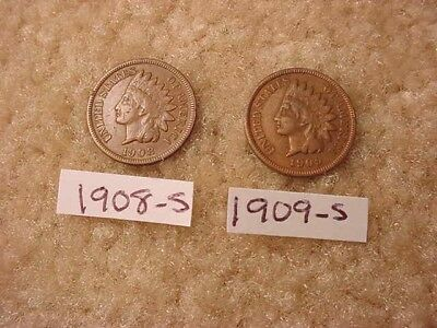 1857 To 1909 Flying Eagle & Indian Cent 56 Coin Superior Set!!     #809