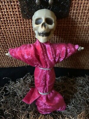 Authentic Voodoo Doll Pink/With Pins #2