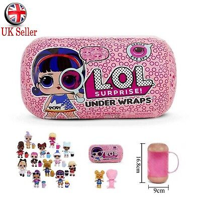 New LOL Surprise Doll Eye Spy Series Under Wraps Capsule Big Sister Doll Gifts