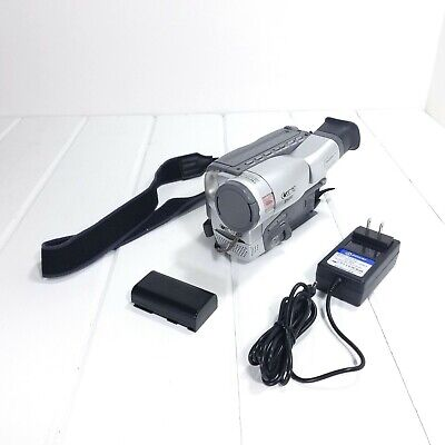 Canon ES50A 8mm Video8 Camcorder Video Camera Handheld Recorder Tape Transfer