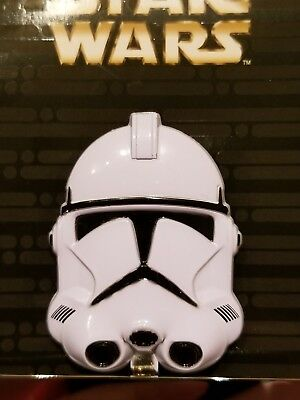 Disney Star Wars Pin Of The Month Helmet Clone Trooper Pin LE 4000 New In Hand