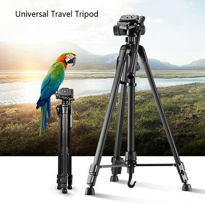 Camera Tripod Ball Head DSLR Travel Mini Monopod Stand Canon Nikon DSLR Sony H.