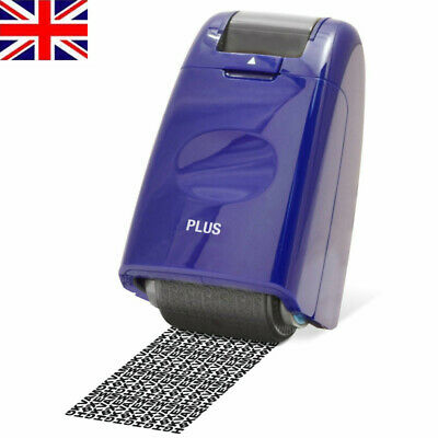 ID Theft Protection Stamp Roller Guard Your Data Identity Security Privacy Camo