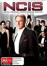 Ncis: Complete Third Season / 3 - Brand New & Sealed Region 4 Dvd, 6-Disc Set