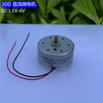 Micro 15mm 2-phase 4-wire Mini Precision stepping stepper motor 15T copper Gear