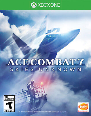 Ace Combat 7: Skies Unknown XBOX ONE / MULTILANGUAGE / READ DESCRIPTION