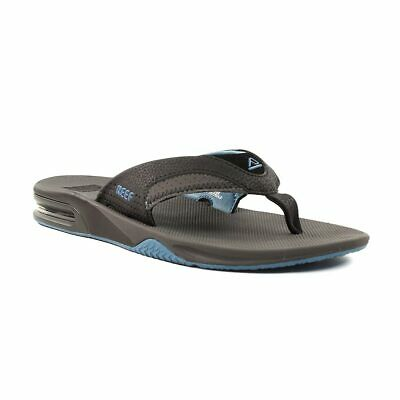 f74c2a948d5e REEF MENS FLIP Flops.new Fanning Navy Arch Support Thongs Sandals ...