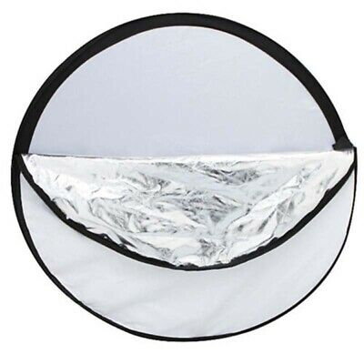Photography 5 in1 Light Collapsible Bag Portable Photo Disc Round Reflector 60cm