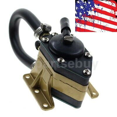 For Johnson Radracing 5007422 5007420 VRO Oil Injection Conversion Fuel Pump Kit