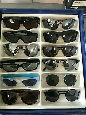 Job Lot 24 pairs of assorted sunglasses - Car Boot - Resale - Wholesale -REF274