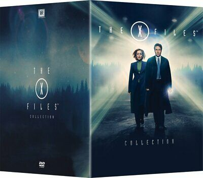 X Files Stagioni Da 1 A 10 + Essentials (64 Dvd) Cofanetto Unico, Italiano