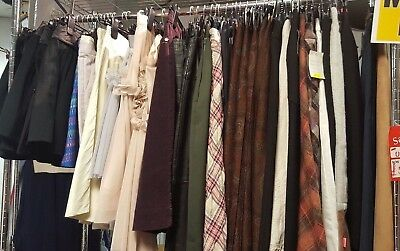 Job Lot Wholesale Brand New Assorted Styles Skirts sizes 6-22  x 50   L95