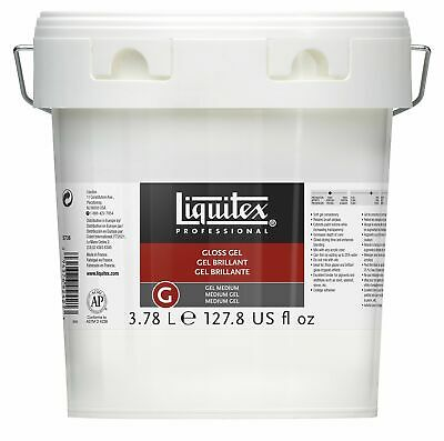 Liquitex - Artist Acylic - Médium Gel Brillante