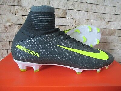 info for size 7 the best NIKE MERCURIAL SUPERFLY V CR7 FG Fußballschuhe Kinder ...