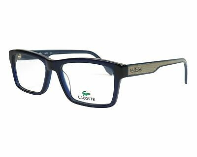 3f1bb337802a NEW LACOSTE L2721 210 53mm Olive Brown Eyeglasses -  67.15