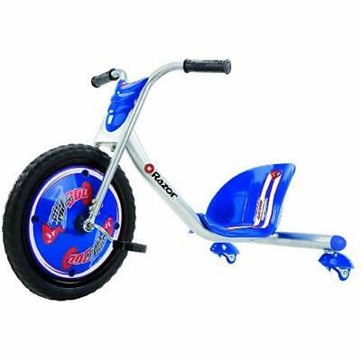 Razor RipRider Holiday Toy List 360 Caster Trike, Blue Sports &amp Outdoors