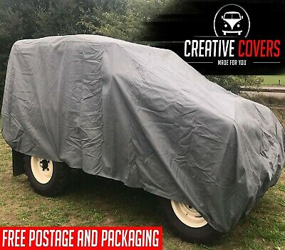 Land Rover Series 1-3 Heavy Duty Cover, Scratch Proof, Waterproof, 4 Layers