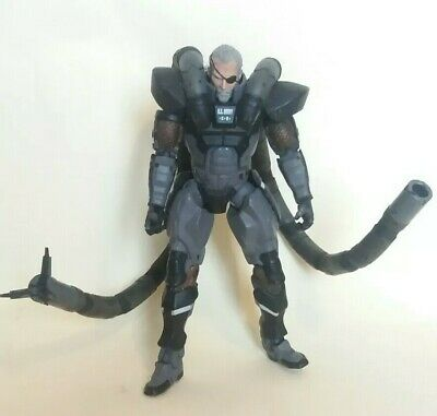 METAL GEAR SOLID MGS Solid Snake McFarlane Action Figure