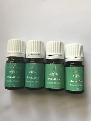 Young Living AromaEase Oil 2 x 5ml Blends