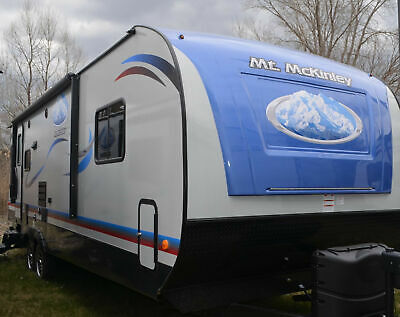 2018 Riverside Mt. McKinley 832RL TRAVEL TRAILER
