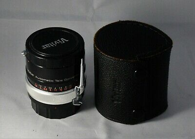 Mint! Vivitar Automatic Tele Converter 3X-3 for Nikon F Mount